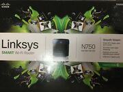 Linksys Ea3500 Smart Wifi Router N750 Dual Band