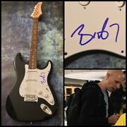 Gfa A Perfect Circle Guitarist Billy Howerdel Signed Electric Guitar Ad1 Coa
