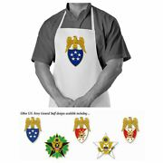 Cooking / Grilling Apron U.s. Army General Staff - Design Options