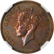 1952 British Honduras 5 Cents Ngc Pf 65, Rare In Proof, Finest Certified Example