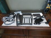Mitel 5550 Ip Console 50003071 Mint Condition With Power.