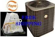 5 Ton R-410a 14seer Mobile Home Condensing Unit / Evaporator Coil Combination