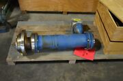 Goulds Retrofit Model Ua2-a3 Can Canned Pump Rpm3505 Hp36, Ss316, Hayward Tyler