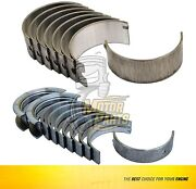 Main And Rod Bearing Fits Chevrolet Isuzu 2.2 2.0 L Vortec Ohv - Size 010