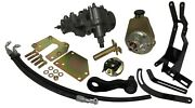 1960-66 Chevy Truck And Gmc Truck Power Steering Conversion Kit, 235 6 Cylinder