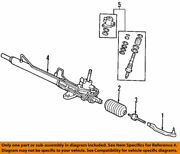 53601stxa01 Acura Oem 07-09 Mdx Rack And Pinion No Tie Rods Factory New