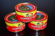 Palm Corned Beef With Juices 11.5 Oz/326g Product Of New Zealand 3 Pack