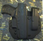 Hunt Ready Holsters Walther Ppq M2 40 Owb Holster With Extra Mag Carrier