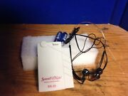 Telex Sr-50 Sound Mate Vhf Wireless Personal Listening System Color White