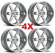 17 Pro Wheels Rims Custom Forged Billet Aluminum Specialties Intro Foose Us