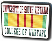 University Of South Vietnam College Of Warfare Trailer Hitch Covers 26 Styles