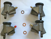 1960 Plymouth, Dodge Chrysler Desoto Brake Front Wheel Cylinders All Models Wow
