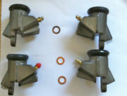 1962 Plymouth, Dodge Chrysler Desoto Brake Front Wheel Cylinders All Models Wow