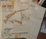 No. 4-1974 World Guide To Gun Partsmilitary/commercial/antique/modern Numrich