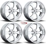 18 Pro Wheels Forged Billet Wheels Jet V1 Intro Foose Us Mags Muscle Car Rod