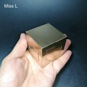 Collection Pure Brass Metal Puzzle Game Copper Model Brain Teaser Hobby Toy