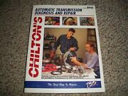 Automatic Transmission Diagnosis And Repair Haynes Repair Manuals By Chilton New