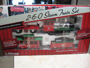 New Texaco 2-6-0 Steam Battery Operated Train Set 1st Release Limited Edition