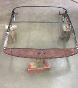1948-1949 Cadillac Buick Oldsmobile And Others Convertible Top Assembly