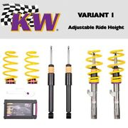 Kw Variant1 Inox Coilover Lowering Kit Stainess Steel Vw Golf Mk4 R32 Only