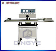 Lgyf-2000bx Continuous Rapid Auto Conveying Induction Sealer For Caps 20-130mm