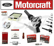Motorcraft Tune Up Kit 2005 Ford Crown Victoria 4.6l V8 Ignition Coil Dg508