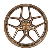 20 Rohana Rfx11 20x9 Brushed Bronze Concave Wheels For Audi A4 S4 Rs4