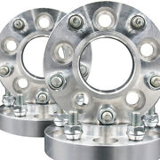 5x120.7 Hubcentric To 5x120.7 Wheel Lip 70.3 Adapters 12x1.5 Stud 2 Thick X4