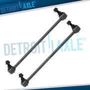 Both Front Stabilizer/ Sway Bar Links For 2007-15 Scion Xd Toyota Yaris Prius C