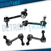4pc Front And Rear Stabilizer Sway Bar End Links Gmc Isuzu Oldsmobile Chevy