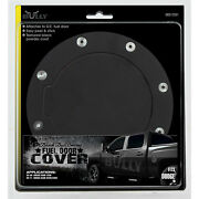 Bully Stainless Steel Adhesive Fuel Tank Cap Cover For Dodge 02-10 Ram 1500