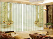 Solid Post 3d Curtains Blockout Photo Printing Curtains Drape Fabric