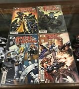 Alter Nation 2003 1 2 3 4 1-4 Mixed Cover A And B Set Vf/nm
