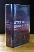 Under The Dome 2009 Stephen King, Signed, Fine Hardcover In Wrap-around Dj