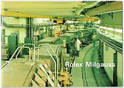 Rolex Milgauss 1970´s Vintage Booklet Brochure French 1019 0 Silver Dial Image