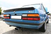 Spoiler For Oldtimer Bmw E28 Boot Lip Rear Trunk Wing Ducktail Duck Tail Bill M5