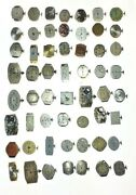 Ladies Antique Vintage Winding Watch Movement For Parts ,replacement Varieties