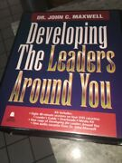 Developing The Leaders Around You Kit Dr. John Maxwell