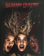 Emma Roberts And Keke Palmer Autograph Signed Scream Queens Photo Poster 8x10
