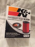 Kandn Filters Ps-7024 High Flow Oil Filter Fits 2007-2016 Mini Cooper Clubman