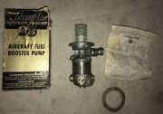 Thompson Aircraft Fuel Booster Pump Wwll B-17 Flying Fortress-tfd-12100-1-rare