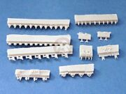Resicast 1/35 Various Clamps And Wing Nuts Different Shapes And Sizes 354002