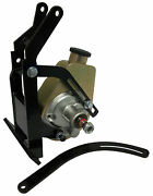 Chevy 235 6 Cyl Power Steering Pump And Bracket Kit