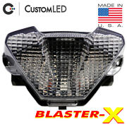 Mt-07 Blaster-x Integrated Tail Light Programmable Ultra-bright Yamaha Clear