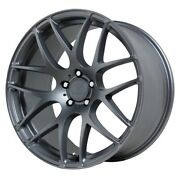 Verde V44 Empire Rim 18x9.5 5x120 Offset 22 Matte Graphite Quantity Of 4