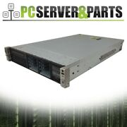 Hp Dl380p Gen8 8b Sff 2x Pci 20-core E5-2680 V2 2.8ghz Wholesale Custom To Order
