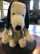35th Anniversary Snoopy - Vintage Collectible Plush