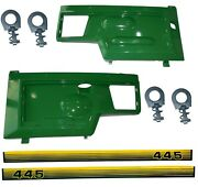 New Lh And Rh Side Panels Kit Am128982 Am128983 Fits John Deere 445 Low S/n