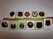 11 Lot Military Badges En Routearsenal For The Bravefinest Of The Firstandmore