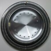 1972-1973 Plymouth Road Runner And Satellite And Fury Hubcap Wheel Cover 15 Inch